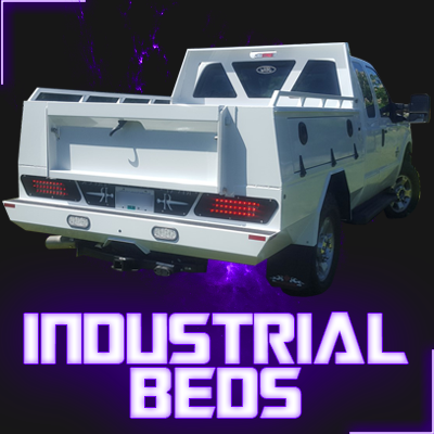 INDUSTRIAL BEDS
