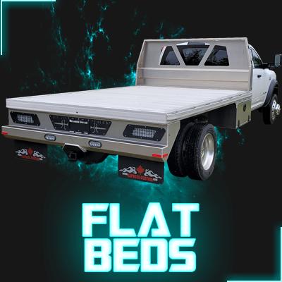 FLAT BEDS